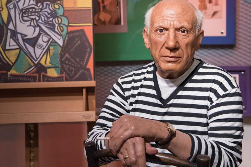 Picasso historia