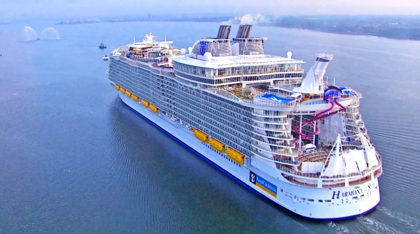 Royal Caribbean crucero Málaga