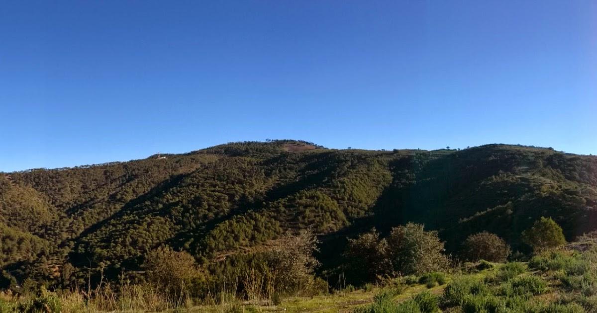 Ruta El Cerrado Montes Málaga
