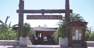 Restaurante La Pesquera de Banús, Marbella fachada
