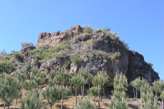 Castillo de lizar Frigiliana